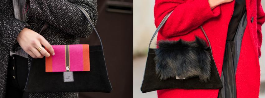 Un sac, deux styles