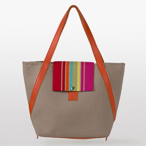 Sac Makile (Sable / Orange)