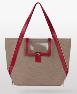 Sac Makile (Sable / Rouge)