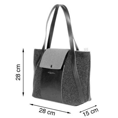 Dimensions du sac Belharra