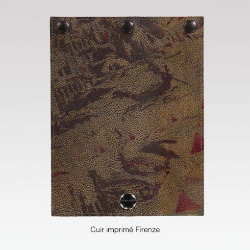 Rabat cuir Firenze