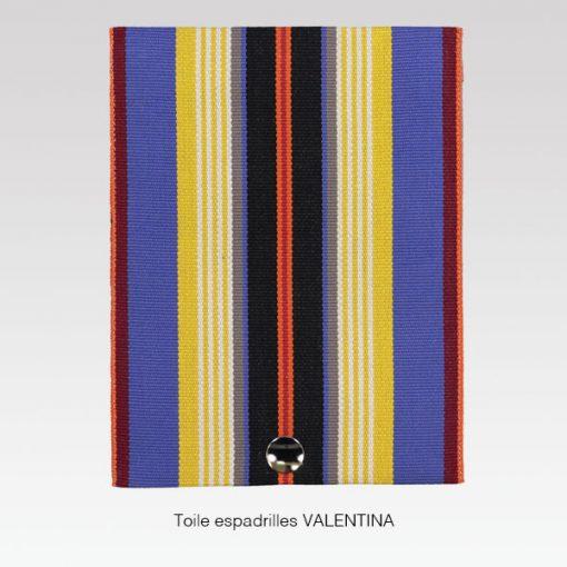 Rabat toile VALENTINA