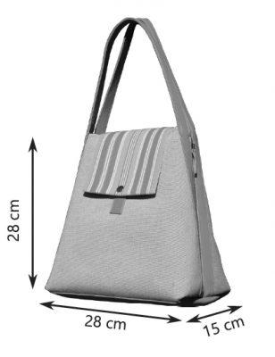 Dimensions du sac Makila